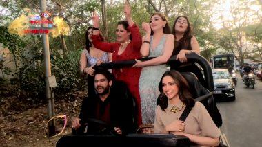 Bigg Boss 13 Weekend Ka Vaar 02 | 11 Jan 2019: Deepika Padukone Takes Five Contetstants On A Drive