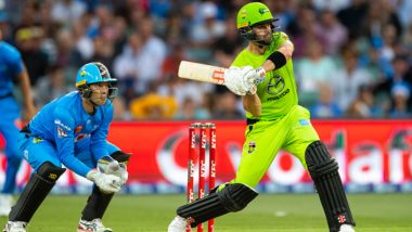 Live Cricket Streaming of Big Bash League 2019-20 on SonyLiv: Check Live Cricket Score, Watch Free Telecast of BBL 09 on TV and Online in India