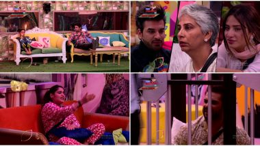 Bigg Boss 13 Day 110 Highlights: Rashami Desai and Sidharth Shukla Patch Up, Paras Chhabra and Mahira Sharma Get Into A Fight