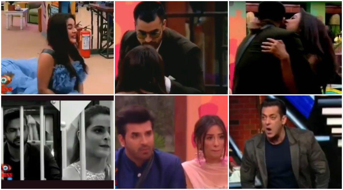 Bigg Boss 13 Weekend Ka Vaar Preview: Salman Khan Unleashes His Temper On Paras Chhabra After The Latter Argues With Him Over Mahira Sharma and Akanksha Puri (Watch Video)