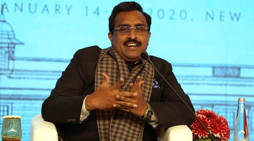 Adolf Hitler, Mussolini Were 'Products of Democracy', Says BJP's Ram Madhav