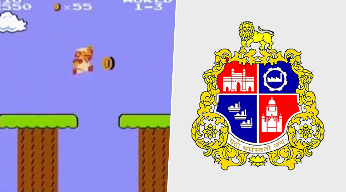 Swachh Survekshan 2020: BMC Uses Super Mario to Urge Citizens to Vote For Mumbai in Cleanliness Survey