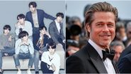 BTS Reveal Their Dream Collaboration Would Be Brad Pitt and Fans Hope the Once Upon A Time in Hollywood Star is Listening!