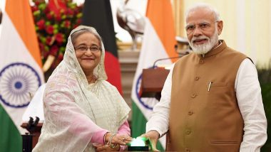 CAA Row: Bangladesh PM Sheikh Hasina Terms Citizenship Amendment Act as 'Internal Matter' of India, Adds 'It Was Not Necessary'