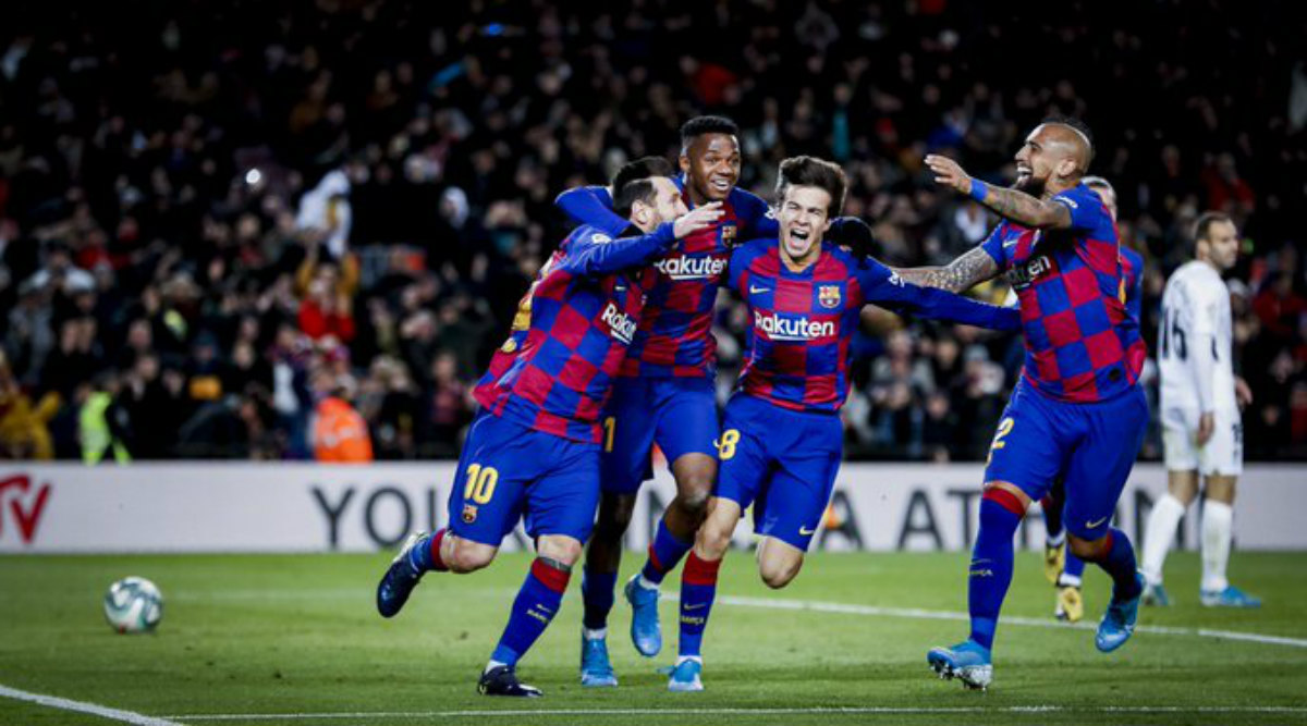 VAL vs BAR Dream11 Prediction in La Liga 2019–20: Tips to Pick Best Team for Valencia vs Barcelona, La Liga Football Match