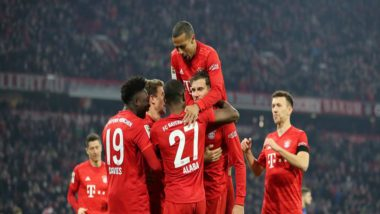 Bundesliga 2019–20 Result: Bayern Munich Thrash Schalke 5–0, Cut RB Leipzig's Lead at Top to One Point