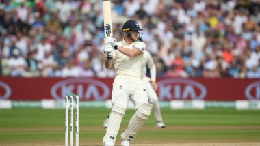 South Africa vs England 3rd Test: Ben Stokes-Ollie Pope Stand Steers Eng to 224/4 vs SA
