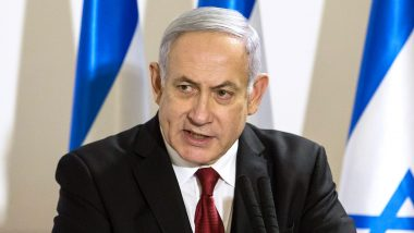 Benjamin Netanyahu's 'Slip of Tongue' Set Tongues Wagging Over Isreal Being Nuclear Power, Leader Corrects Self After Stumble