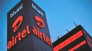 Bharti Airtel Pays Rs 10,000 Crore to Telecom Department As Part of AGR Dues