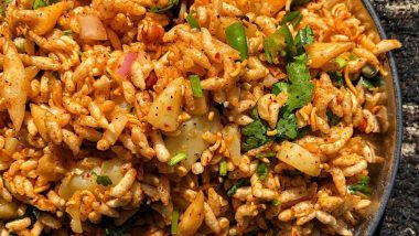 Bhel Puri For Weight Loss? Here's How You Should Eat Your Favourite Evening Snack (Watch Video)