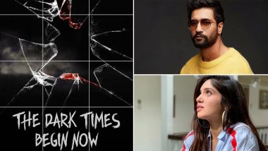 Image result for Vicky Kaushal and Bhumi Pednekar in Bhoot - Part One: The Haunted Ship