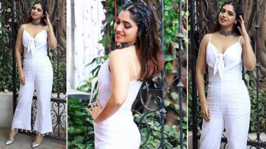 Bhumi Pednekar and Her Summery Chic White Tone Is a Perfect Holiday Style Statement!