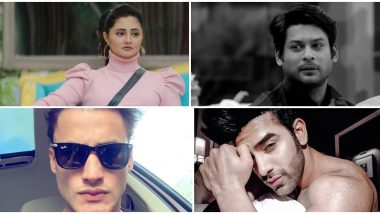 Bigg Boss 13: Sidharth Shukla's Mother, Rashami Desai's Brother, Paras Chhabra's Girlfriend, Asim Riaz's Father, Family Members To Go Inside The House Next Week