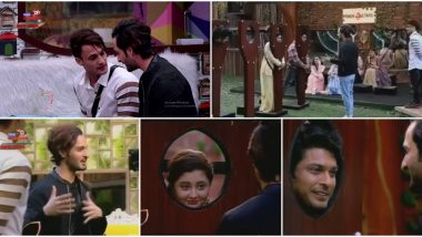 Bigg Boss 13: Parag Tyagi Tells Asim Riaz That Himanshi Khurana Is Waiting Outside For Him, Brother Umar Confirms The Statements (Watch Video)