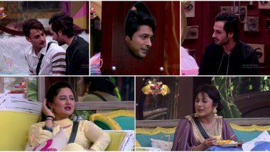 Bigg Boss 13 Day 109 Highlights: Shehnaaz Gill, Mahira Sharma, Asim Riaz, Shefali Jariwala Meet Family Members, Vishal Aditya Singh - Madhurima Tuli Continue To Feud