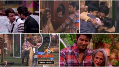 Bigg Boss 13 Day 110 Preview: Rashami Desai Breaks Down And Sidharth Shukla Consoles Her, Paras Chhabra's Mother Slams His Closeness With Mahira Sharma (Watch Video)