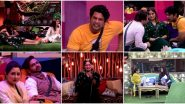 Bigg Boss 13 Day 117 Highlights: Sidharth Shukla and Paras Chhabra Lock Horns With Asim Riaz, Arti Singh Breaks Down on Being Called Sidharth Shukla's 'Fixed Deposit'