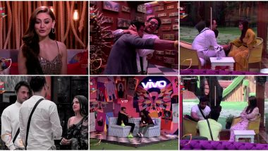 Bigg Boss 13 Day 122 Live Updates: Shefali Jariwala Enters As Paras Chhabra's Connection