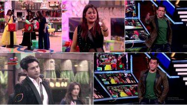 Bigg Boss 13 Salman Khan Warns Sidharth Shukla Says