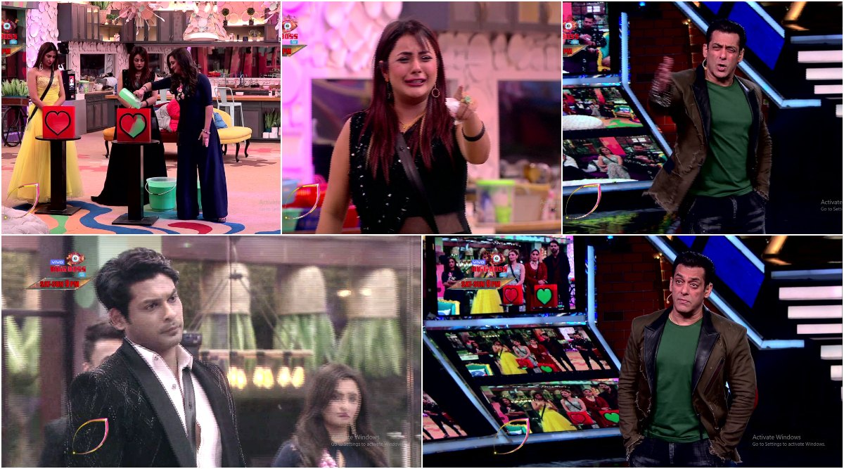 Bigg Boss 13: Salman Khan WARNS Sidharth Shukla, Says 'Shehnaaz Gill Is In Love With Him' (Watch Video)