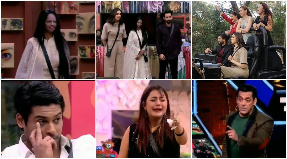 Bigg Boss 13 Weekend Ka Vaar Preview: Salman Khan Asks Shehnaaz Gill To Get Out Of The House (Watch Video)