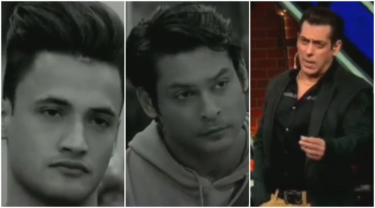 Bigg Boss 13 Weekend Ka Vaar Preview: Salman Khan Asks Sidharth Shukla and Asim Riaz To Beat Each Other 'Tabiyat Se' Outside The House (Watch Video)