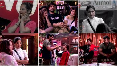 Bigg Boss 13 Day 114 LIVE Updates: Sidharth Shukla Demands to QUIT the Show After Asim Riaz's Provoking Game and Rashami Desai Shaves Off Her Eyebrows, Tune In!