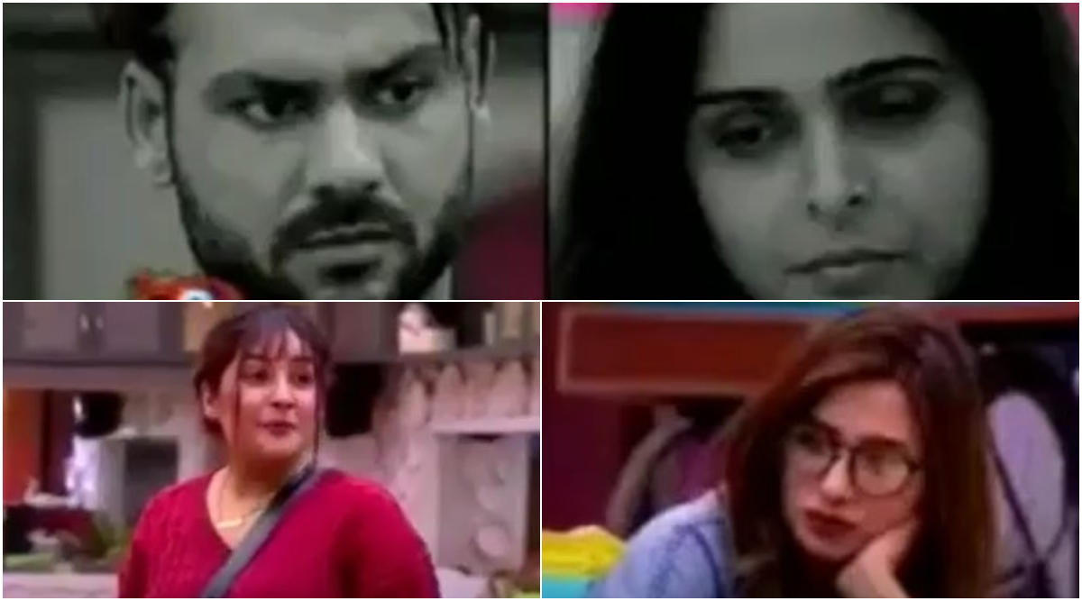 Bigg Boss 13 Day 91 Preview: Who Will Quit the Show – Madhurima Tuli or Vishal Singh, and Shehnaaz Gill Targets Mahira Sharma During the Nominations (Watch Video)