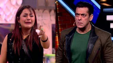 Bigg Boss 13 Weekend Ka Vaar 03 | 11 Jan 2019: Salman Khan To Sidharth 'Shehnaaz In Love With You'