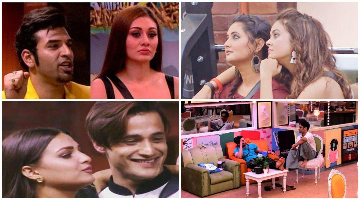 Bigg Boss 13: Vikas For Sidharth, Himanshi For Asim, Devoleena For Rashami and Shefali For Paras - These Ex Contestants To Enter The House