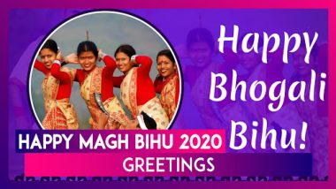 Happy Magh Bihu 2020 Greetings: WhatsApp Messages, SMS, Images and Quotes to Send on Bhogali Bihu