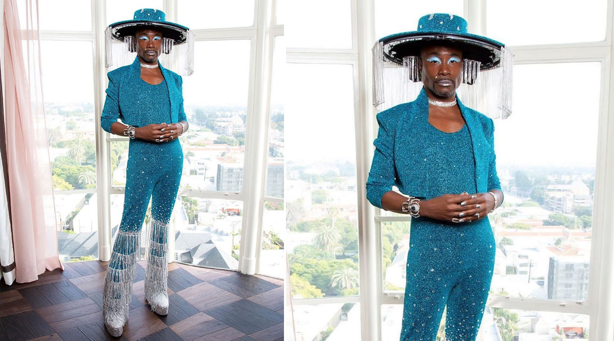 Grammys 2020: Billy Porter's Dramatic Motorized Hat Ignites a Meme-Fest! (Read Funny Tweets)