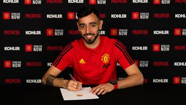 Bruno Fernandes' Transfer to Manchester United Investigated by FIFA After Complaint From Sampdoria