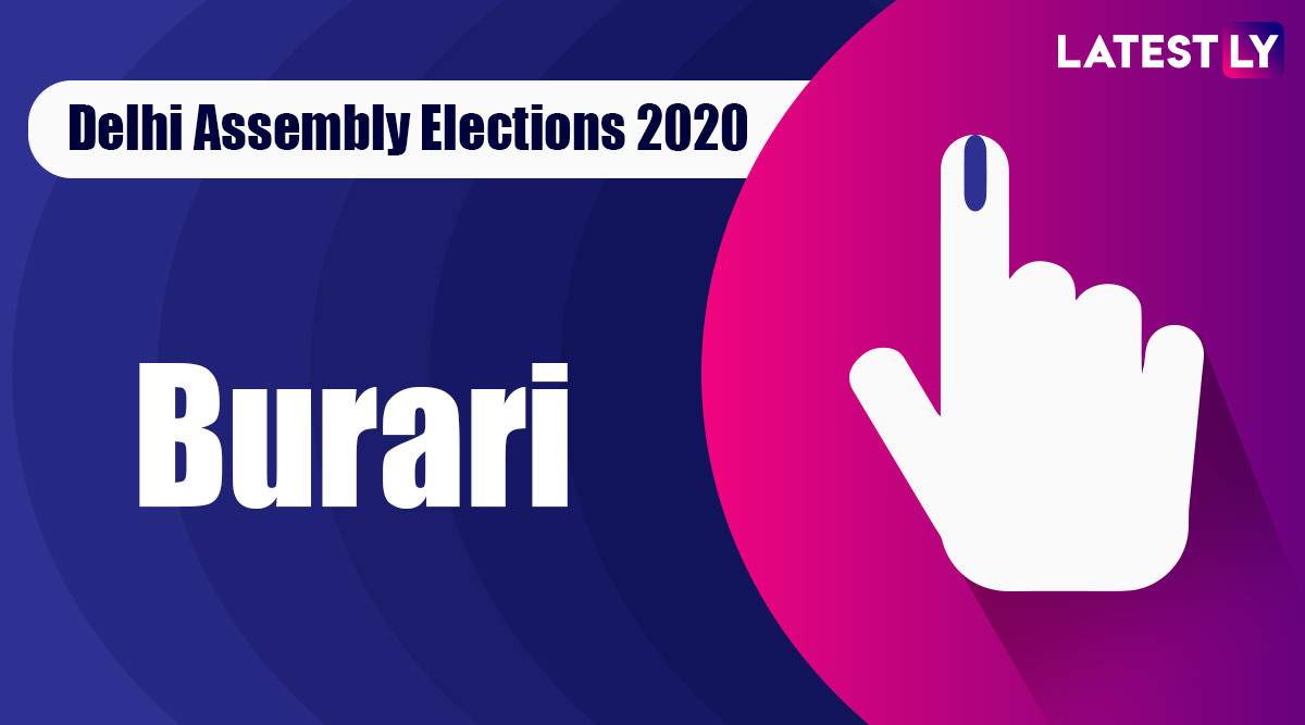 Burari Election Result 2020: AAP Candidate Sanjeev Jha Declared Winner From Vidhan Sabha Seat in Delhi Assembly Polls