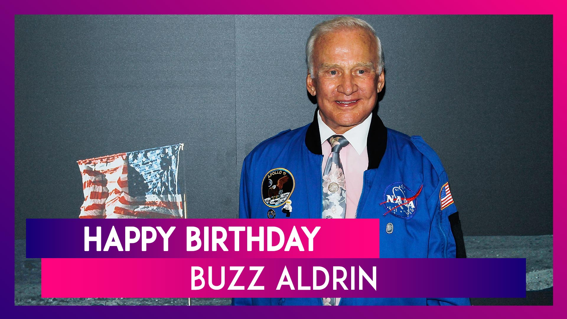 Happy Birthday, Buzz Aldrin! Apollo 11 Star Turns 90, Here Are Some Lesser Known Facts About Him