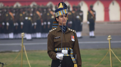 Captain Tania Shergill Becomes First Woman to Lead All-Men Contingent During Army Day Parade, Here Are Some Facts About the Fourth Generation Army Officer