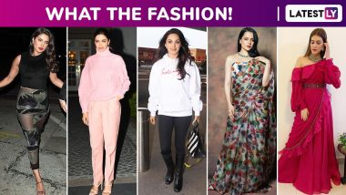 What the Fashion! Deepika Padukone, Priyanka Chopra, Kangana Ranaut, Kiara Advani and Kriti Sanon Make Some Snazzy Splurges!