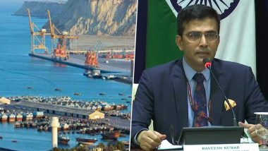 India Appreciates US Exempting Chabahar Port From Sanctions Amid Tensions With Iran