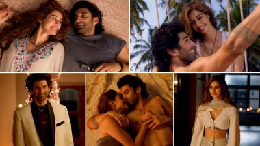 Malang Song Chal Ghar Chalen: Aditya Roy Kapur and Disha Patani's Chemistry Will Steal Your Heart in This Arijit Singh Crooned Melody (Watch Video)