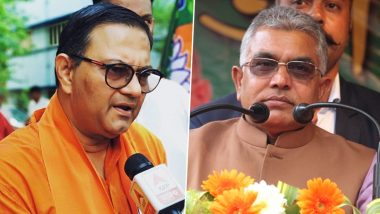 CAA Row: Netaji's Kin Chandra Kumar Bose Rebukes BJP West Bengal Chief Dilip Ghosh, Says 'Just Because We Have Numbers, We Cannot Do Terror Politics'