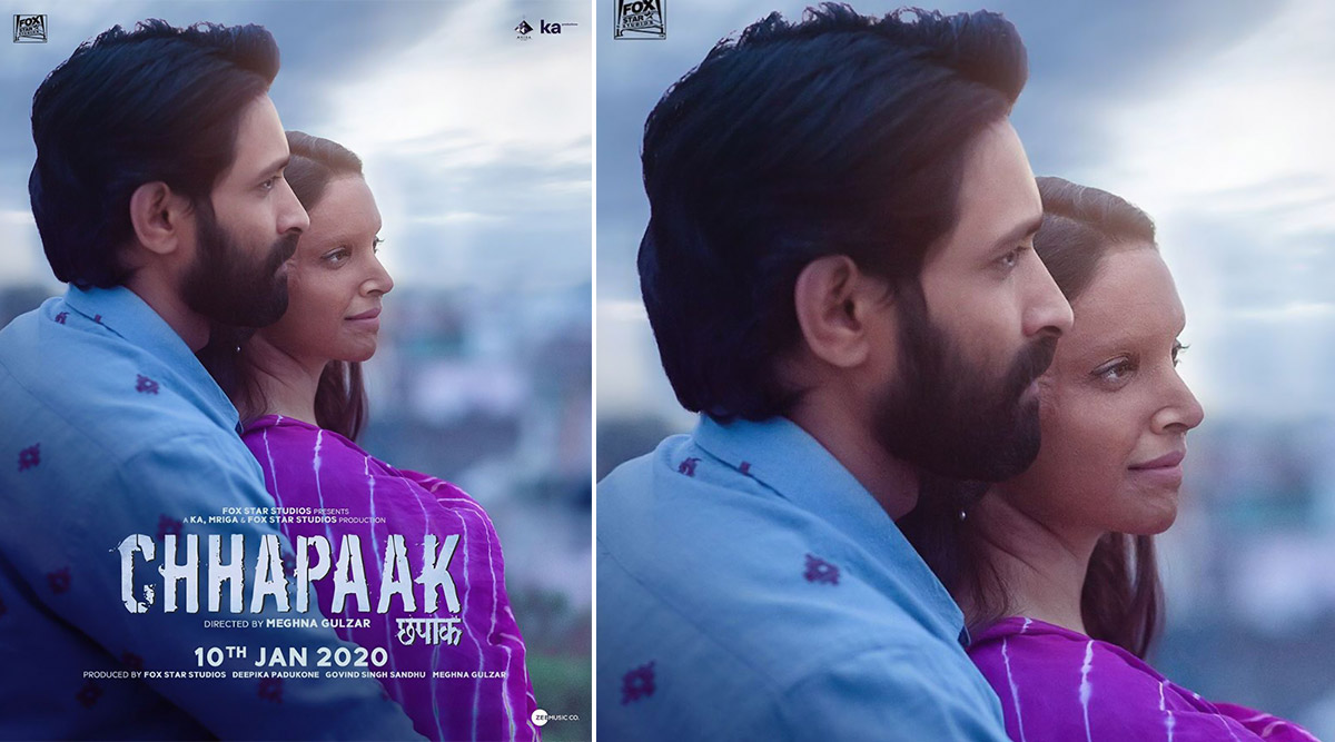 Chhapaak Movie Review: Deepika Padukone and Vikrant Massey's Commendable Performances in This Meghna Gulzar Directorial Will Leave You Teary-Eyed, Say Critics