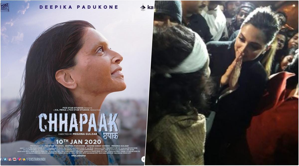 Chhapaak Full Movie in HD Leaked on Telegram and Torrent for Free Download & Watch Online? Netizens Trend #ChappakOnTorrent Post Deepika Padukone's JNU Visit
