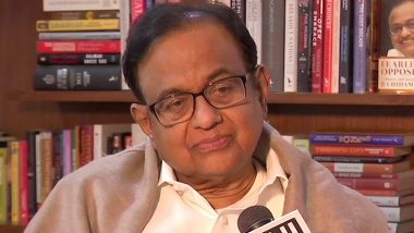 INX Media Case: Supreme Court Dismisses Review Petition Filed by CBI Challenging P Chidambaram's Bail