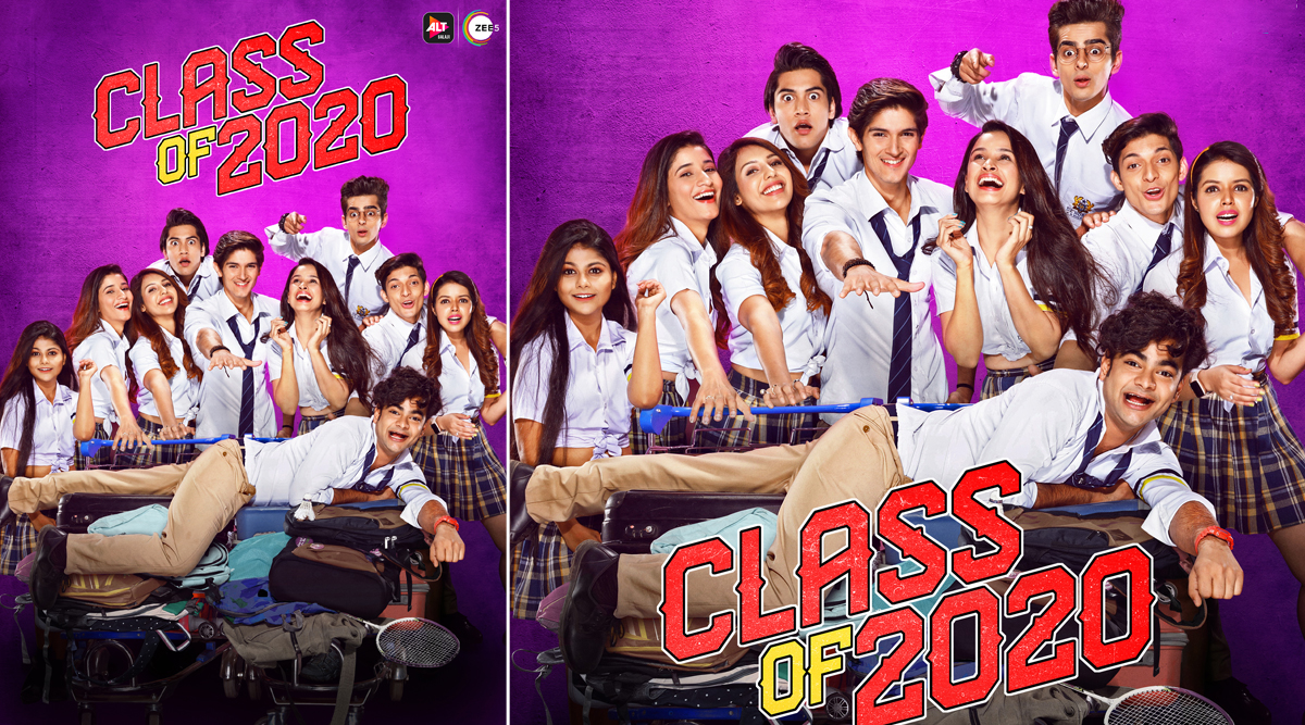The First Look Of ALTBalaji's 'Class Of 2020' Out Now, Promo To Release on January 25, 2020 (View Pic)