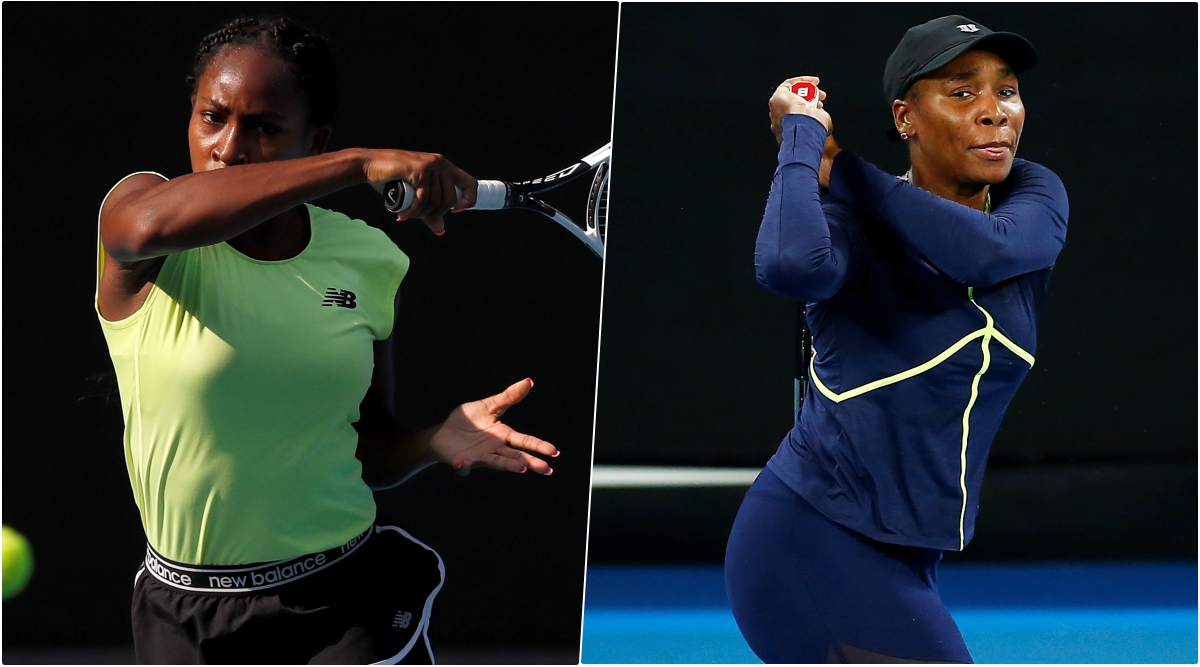 Coco Gauff Vs Venus Williams Australian Open 2020 Live