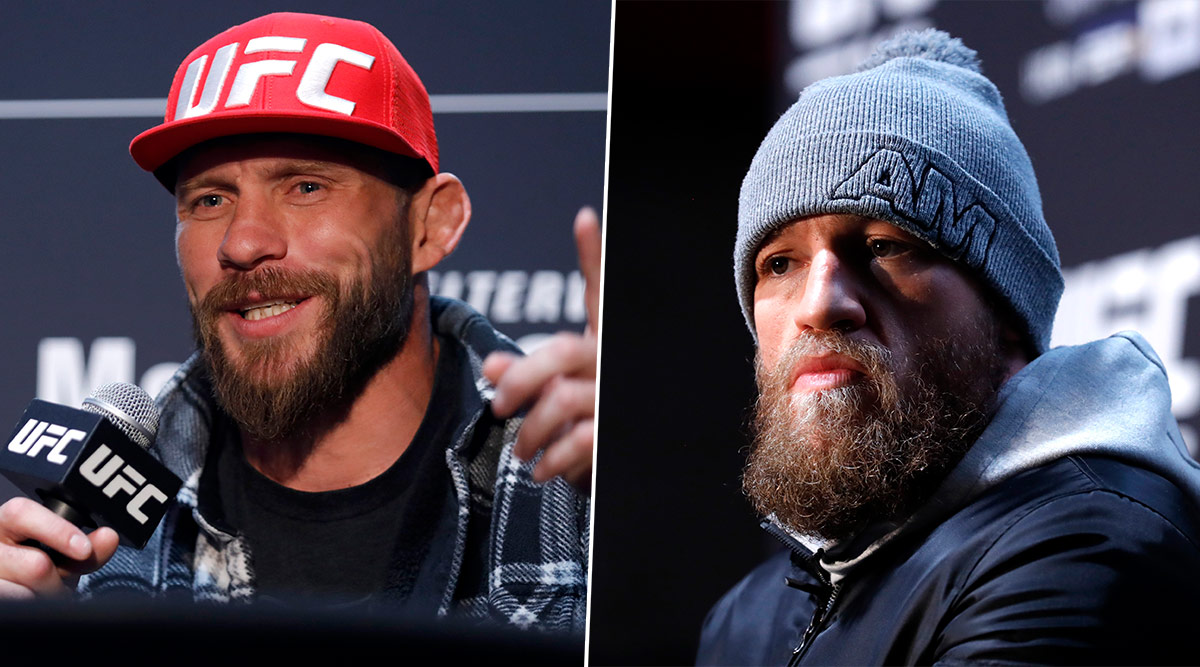 Conor McGregor vs Donald Cerrone Live Streaming on SonyLiv: Watch Free Live Telecast of UFC 246 Welterweight Bout on TV in India