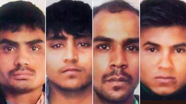 Nirbhaya Gangrape And Murder Case: All Convicts Silent on Last Wishes Ahead of February 1 Hanging, Says Report