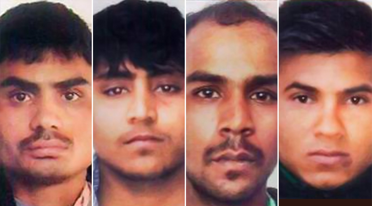 Nirbhaya Case: Ahead of Hanging On March 3, Tihar Jail Officials Ask Convicts to Give Date for Meeting Their Family for Last Time