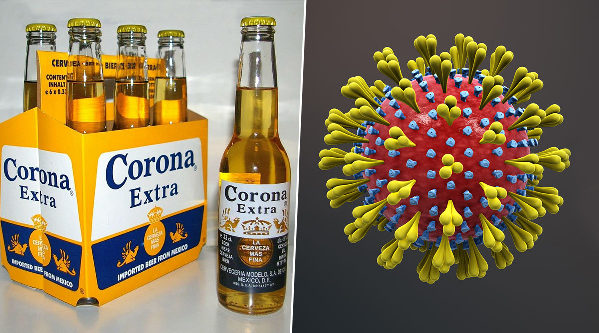 People Search For 'Corona Beer Virus' Amidst the Coronavirus Epidemic Reveals Google Search Trends