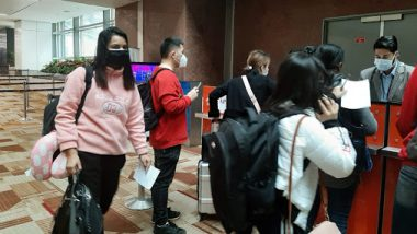 Coronavirus Outbreak: China Assures to Provide Necessary Assistance for Evacuation of Indians, Other Nationals From Wuhan